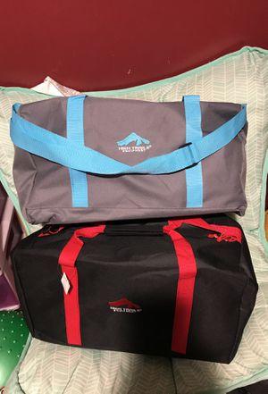 High trails equipment duffle bags for Sale in Garfield, TX