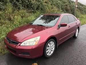 2006 Honda Accord 168k for Sale in Tacoma, WA