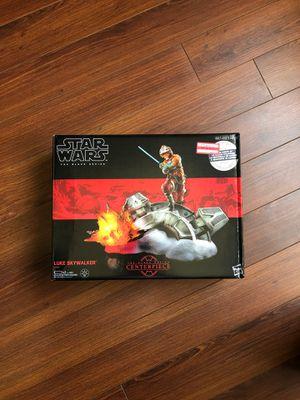 Star Wars Luke Skywalker (The Black Series Centerpiece) for Sale in Arcadia, CA