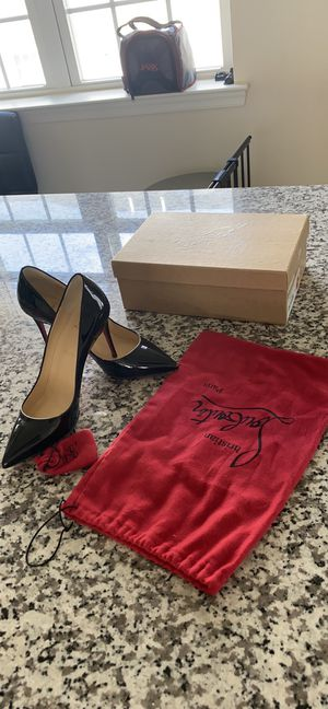 Christian Louboutin pigalle follies 41 for Sale in Feasterville-Trevose, PA