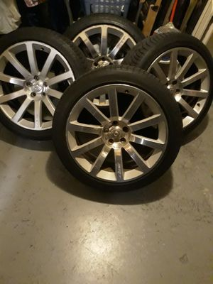 SRT Rims for Sale in The Bronx, NY