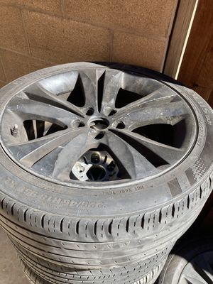 Hyundai Genesis Coupe wheels for Sale in Corona, CA