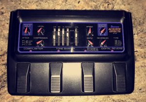 1993 Ibanez Acoustic Effects PT4 (Very Rare) for Sale in Hartford, CT