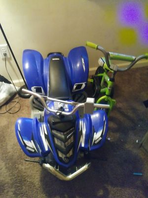 4wheeler and bike for Sale in Washington, DC