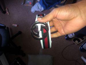 gucci belt for Sale in Cheektowaga, NY