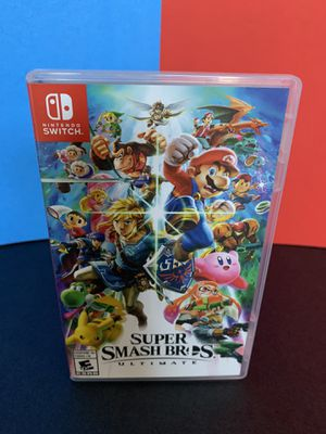 Super Smash Bros. Ultimate - Nintendo Switch for Sale in Portland, OR