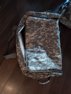 Military large duffle and bags for Sale in Alexandria, VA