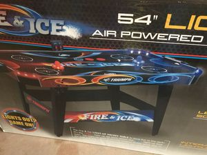 "54"" AIR POWERED HOCKEY TABLE for Sale in Doral, FL"