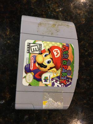 Mario Party for Sale in San Antonio, TX