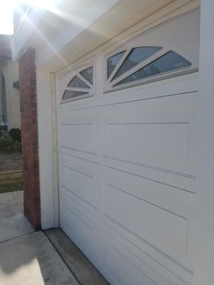 Garage door for sale...951*400*3458* for Sale in Riverside, CA