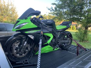 2013-2018 KAWASAKI ZX6R 636 PART OUT!!! for Sale in Lake Worth, FL