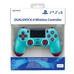 DualShock 4 Wireless PS4 Controller Berry Blue for Sale in Severna Park, MD