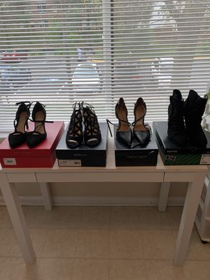 Women high heel size 9 and 91/2 for Sale in West Springfield, VA