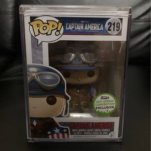 Marvel: Captain America: The First Avenger WWII ECCC Exclusive for Sale in Hialeah, FL