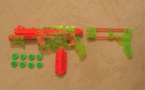NEW NERF VORTEX(comes with 8 discs) for Sale in Sugar Land, TX