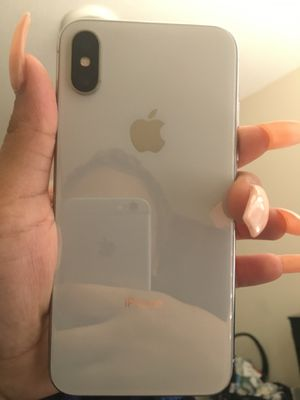 iPhone X for Sale in Raleigh, NC