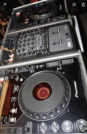 Dj Equipment , 2 Pioneer CDJ MKII and Rane TTM57sl for Sale in Ashburn, VA