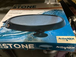 "8"" air stone hydroponic active aqua for Sale in Puyallup, WA"