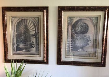Topiary Prints - Framed for Sale in Seattle,  WA