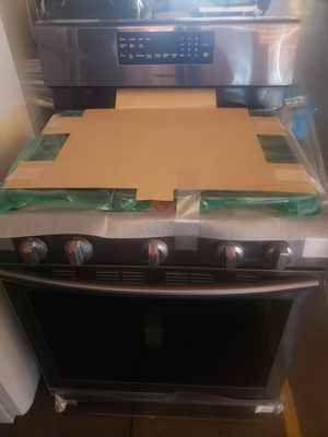 New Samsung 5 Burner Gas Stove for Sale in Compton, CA