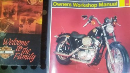 HARLEY DAVIDSON HAYNES MANUAL for Sale in Fairmont,  WV