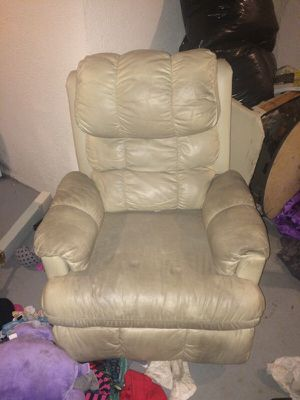 Leather swivel recliners for Sale in Detroit, MI
