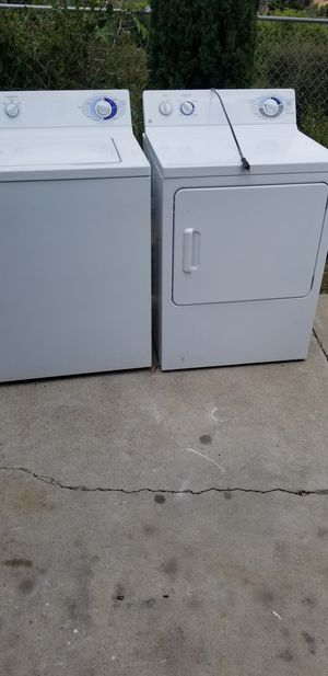 general electric gas dryer washer set for Sale in San Diego, CA