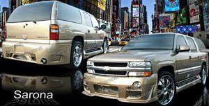 Chevrolet suburban VIP rear bumper body kit liquidation sale for Sale in Baldwin Park, CA