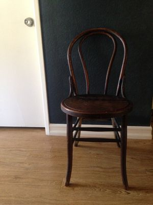 Antique wooden chair for Sale in San Diego, CA