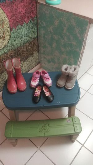 Shoes/sneakers/rain boot& winter boats for Sale in Palm Coast, FL