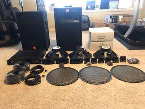 DJ Equipment for Sale in Grand Prairie, TX