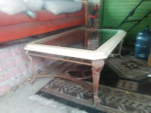 Glass table for Sale in Denver, CO