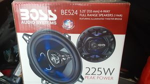 """Boss 5.25"""" speakers for Sale in Vancouver, WA"""
