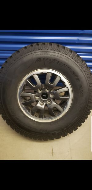TRUCK WHEELS AND TIRES for Sale in Lansdowne, VA