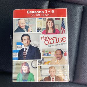 Office: The Complete Series (DVD, 2018, 38-Disc Set) New In Hand for Sale in Tucker, GA