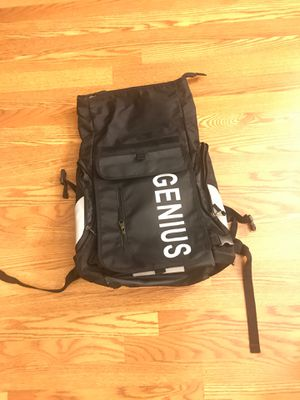 Black laptop backpack for Sale in Miami, FL