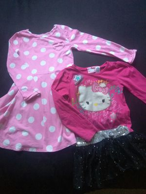 Girls dresses size 5-6 for Sale in Tracy, CA