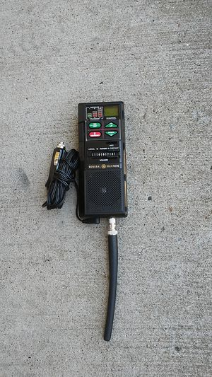 GE Help 40 Channel Security/Information 2-Way CB for Sale in Nashville, TN