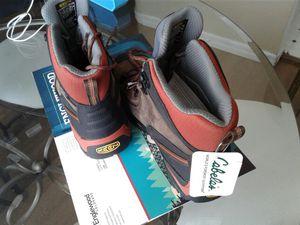 Keen keen dry waterproof work boots for Sale in Denver, CO