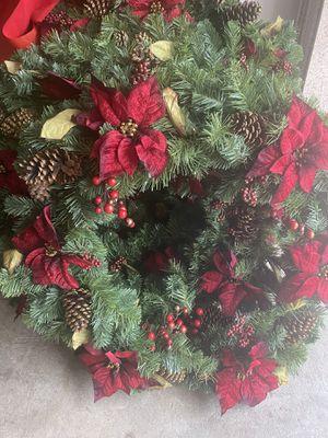 35 inch nice wreaths 40 each for Sale in Swansea, MA