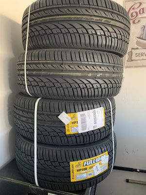 Brand new full way tire x4 225/50zr17 set of 4 tire for Sale in Westminster, CA