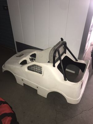"Go Kart body very solid will fit child up to 4'5"" maybe a bit bigger. Please see pictures price is firm for Sale in Covina, CA"