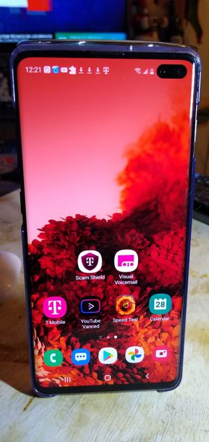 Galaxy s10 Plus Pink Edition 128 GB for Sale in Riverside, CA
