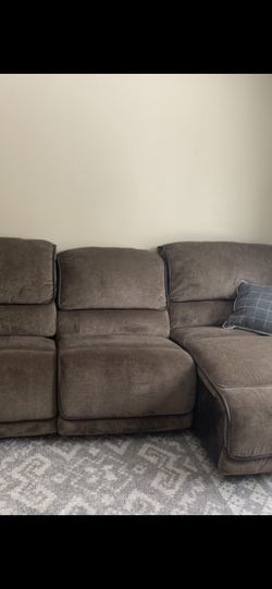 Reclining 3 Piece Couch for Sale in Penndel,  PA