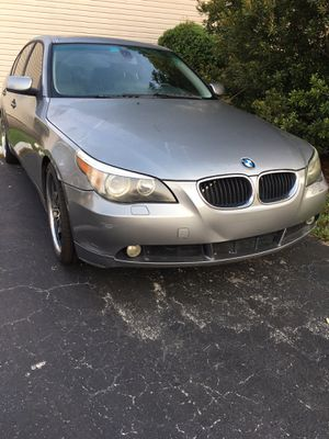Bmw 2006 530 i AUTOMATIC for Sale in Jacksonville, FL