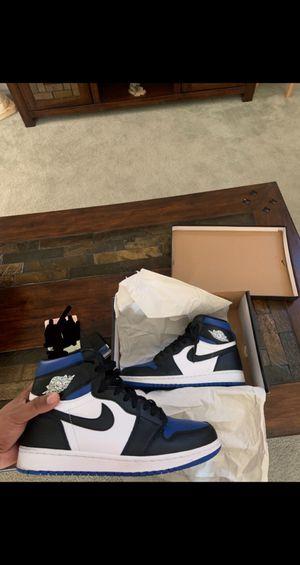 Jordan 1 Royal Toes Size 10.5 for Sale in Snellville, GA