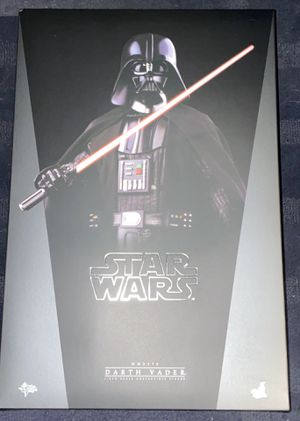 Darth Vader 1/6 figure hot toys sideshow Star Wars ep4 mms279 for Sale in Queens, NY
