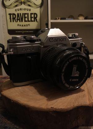 1980 35mm Canon camera. for Sale in Philadelphia, PA