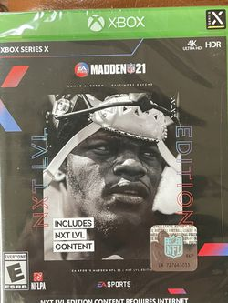 Madden 21 Xbox for Sale in Portland,  OR