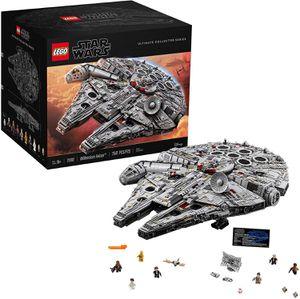 LEGO Star Wars UCS Millennium Falcon 75192 Sealed for Sale in Amarillo, TX
